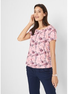 Carmen-shirt van katoen, bpc bonprix collection