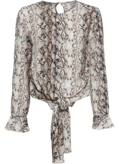 Blouse met animalprint, BODYFLIRT