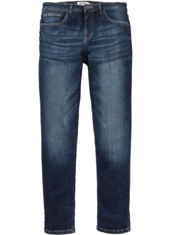 Slim fit stretch jeans met comfort belly fit, John Baner JEANSWEAR