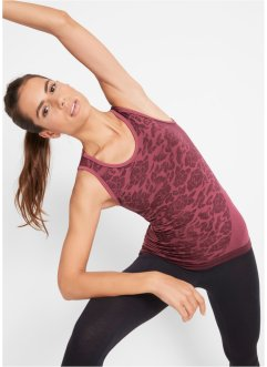 Naadloze tanktop, bpc bonprix collection