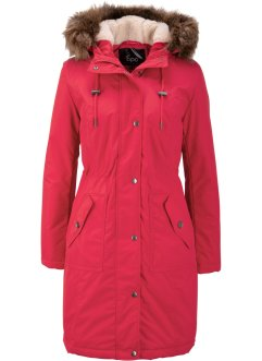 Lange parka met capuchon, bpc bonprix collection
