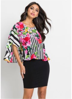 Jurk met blouse, BODYFLIRT boutique