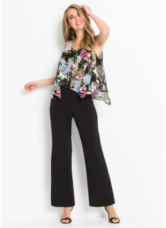 Jumpsuit met blouse, BODYFLIRT boutique