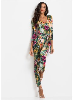 Jumpsuit met bloemenprint, BODYFLIRT boutique