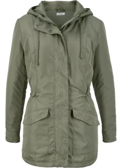 Duurzame parka van gerecycled polyester, bpc bonprix collection