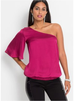 One shoulder blouse, BODYFLIRT