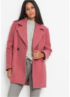 Korte coat, oversized, BODYFLIRT