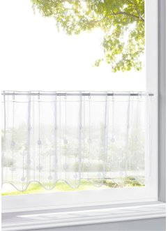 Glasgordijn «Melissa», bpc living bonprix collection