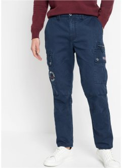 Cargo broek, loose fit, bpc selection
