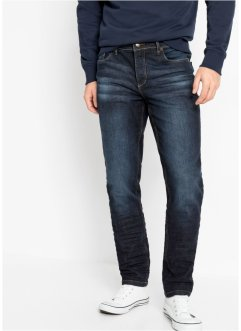 Slim fit stretch jeans, tapered, John Baner JEANSWEAR