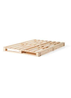 Bed in palletlook met 2 lades, bpc living bonprix collection