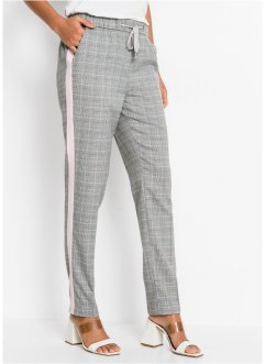 Pantalon met glencheck, bpc selection