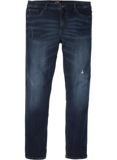 Regular fit stretch jeans met comfort belly fit, straight, John Baner JEANSWEAR