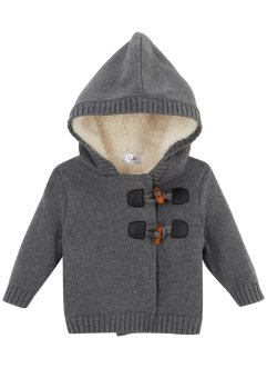 Baby vest met kabelpatroon, bpc bonprix collection