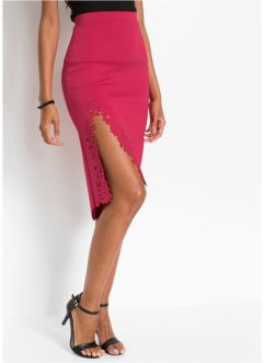Rok met cut-outs, BODYFLIRT boutique