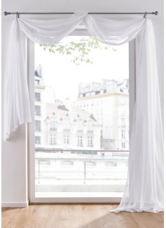 Losse draperie, bpc living bonprix collection