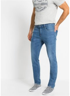 Slim fit supersoft stretch jeans, straight, John Baner JEANSWEAR