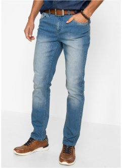 Slim fit stretch jeans, straight, John Baner JEANSWEAR