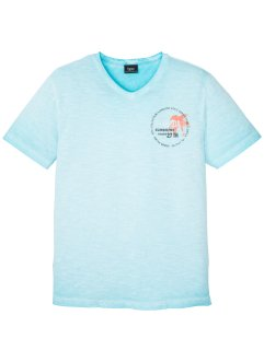 T-shirt in gewassen look, bpc bonprix collection