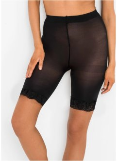 Korte legging Q-Nova 30 den, voorkomt schuren, bpc bonprix collection