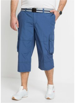 3/4 cargo broek met comfort belly fit, regular fit, bpc bonprix collection