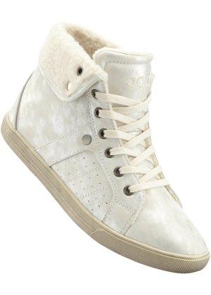 Dames sneakers in zilver - bpc bonprix collection Goedkope Goede Verkoop Gratis Verzending Van Hoge Kwaliteit t61295XOxU