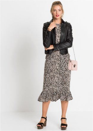 257ef2425f92d2 Avondjurk wit - BODYFLIRT boutique koop online - bonprix-fl.be