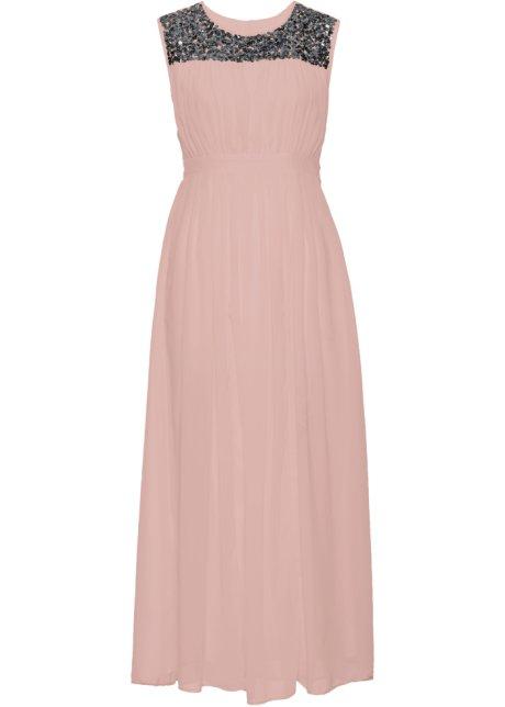 Roze Maxi Jurk.Maxi Jurk Vintage Roze Dames Bonprix Fl Be