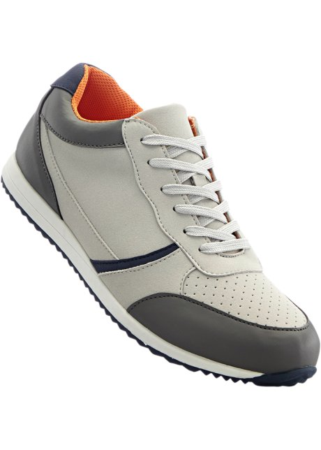 Chaussures De Sport Mens En Gris - Choix De L'bpc zCsEEYk