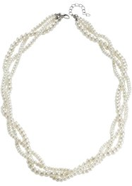 Parelketting, bpc bonprix collection, crèmewit