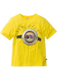 Shirt «Minions», Despicable Me_TV-Mania, geel