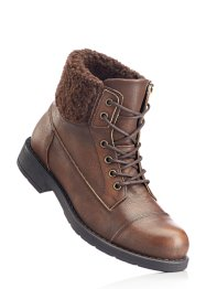 Boots, bpc bonprix collection, donkerbruin