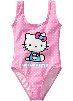 Badpak «Helly Kitty», Hello Kitty, roze gestippeld Hello Kitty