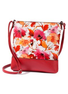 Tas, bpc bonprix collection, rood/multicolor