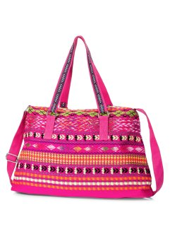 Tas «Holiday Feeling», bpc bonprix collection, pink gedessineerd